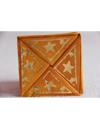 Porte-monnaie marocain brun