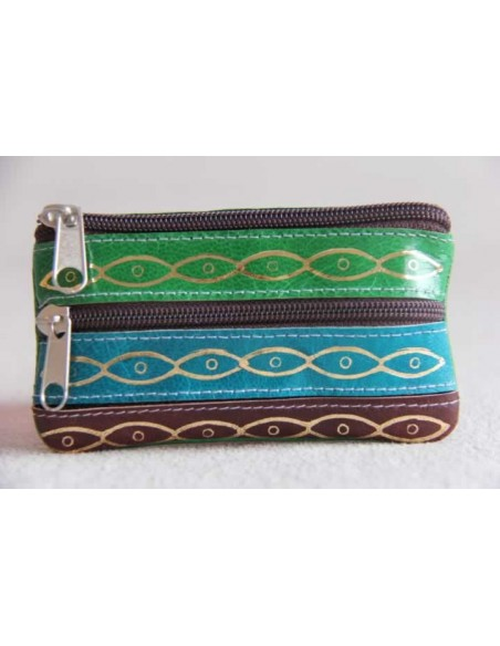 Change purse zip