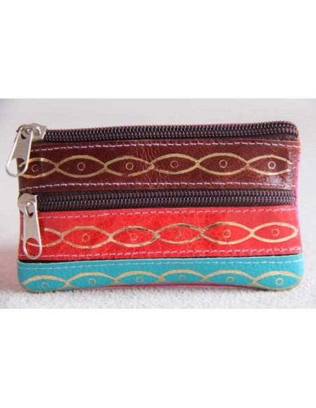 Change purse zip 2