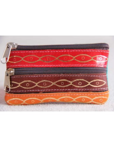 Change purse zip 4