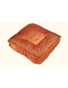 Coussin carré Orange GM