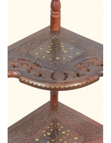 Table en bois ajourée PT