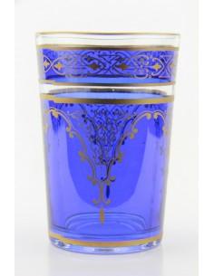 Tea glass pattern 6 white