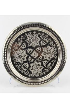 Plateau marocain en cuivre petit modèle