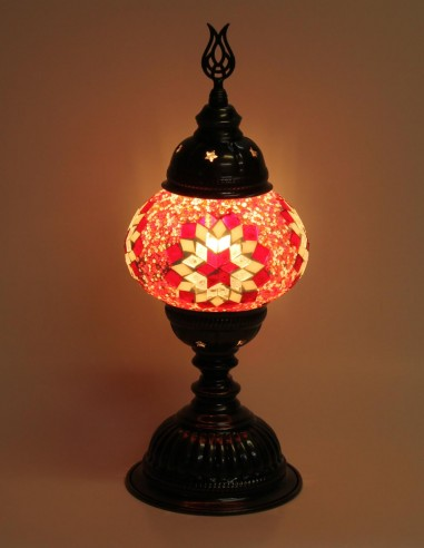 Table lamp red MB2