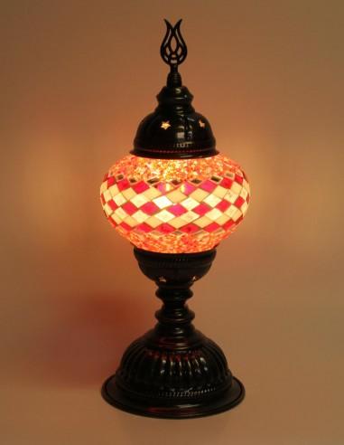 Lampe de table rouge MB2