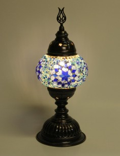 Table lamp blue MB2