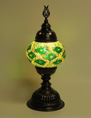 Table lamp brown MB2