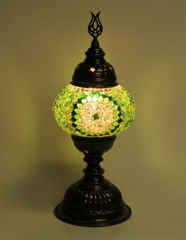Lampe de table verte MB2