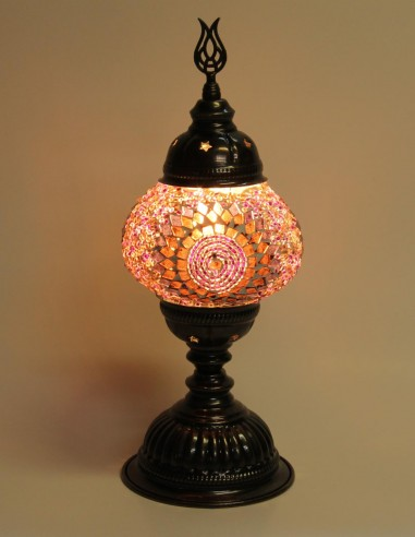 copy of Table lamp purple MB2