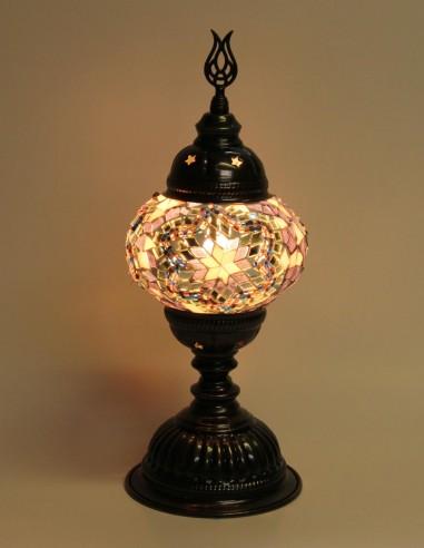 Table lamp purple MB2
