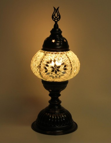 Table lamp white MB2