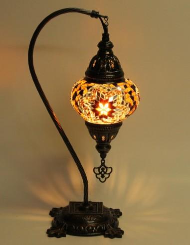 Lampe de table brune DB2