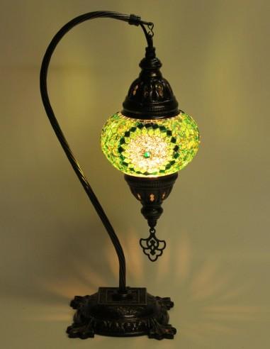 Lampe de table verte DB2