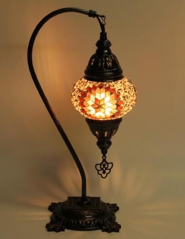 Lampe de table mauve DB2