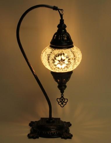 Lampe de table blanche DB2