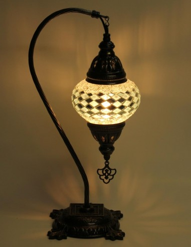Table lamp blanche DB2