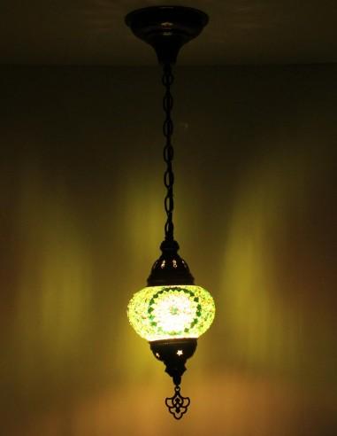 Hanging lamp verte B2