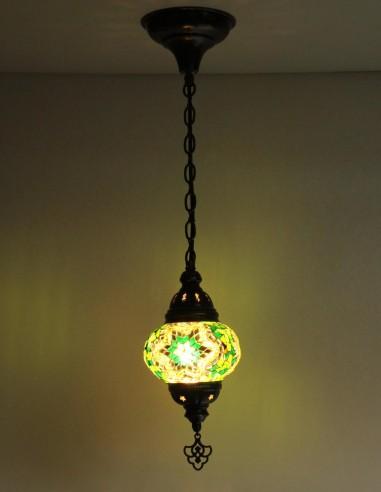 copy of Hanging lamp verte B2