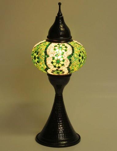 Lampe de table verte DOV3