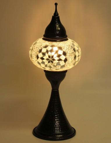 Table lamp purple DOV3