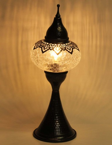 Lampe de table verre soufflé DOV3