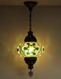 Hanging lamp verte B4
