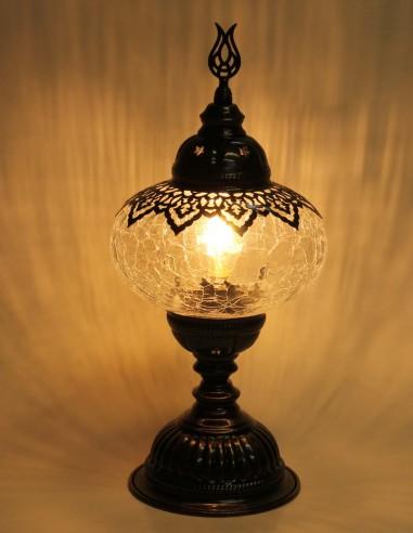 Lampe de table verre soufflé MB3