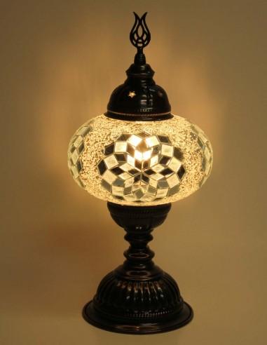 Lampe de table blanche MB3