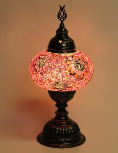 Table lamp purple MB3