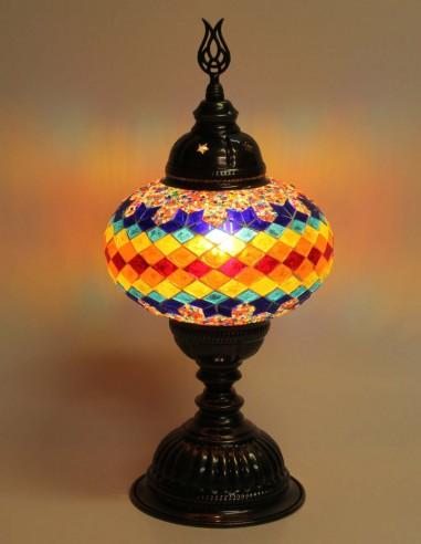 Lampe de table mullticouleurs MB3