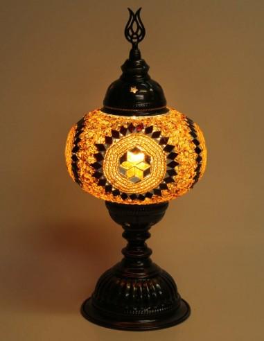 Table lamp brown MB3