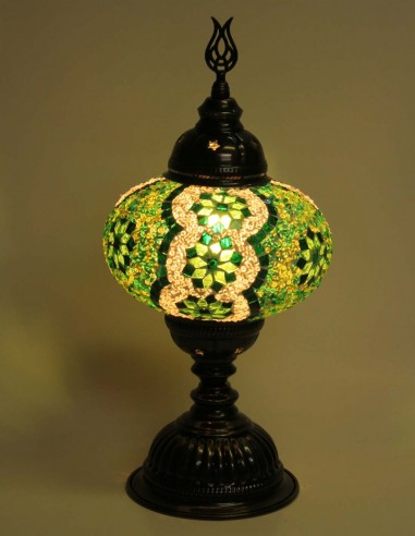 Lampe de table verte MB3