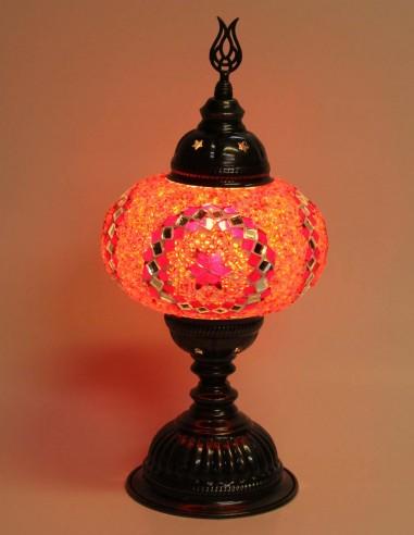 Lampe de table rouge MB3