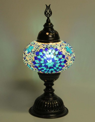 Table lamp blue MB3