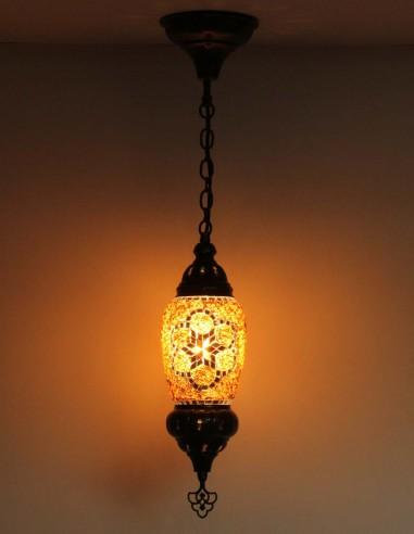 Lampe suspendue rouge F1