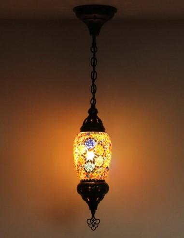 Lampe suspendue multicouleurs F1