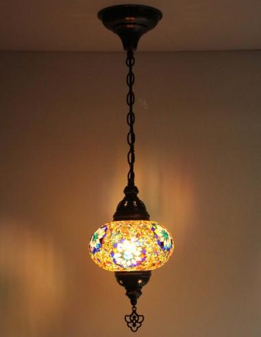 Hanging lamp multicolors B3