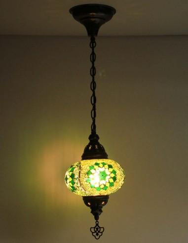 Hanging lamp verte B3