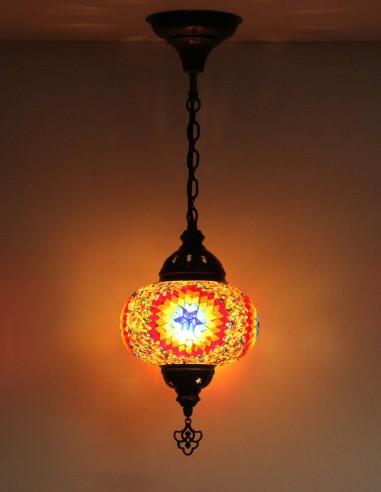 Lampe suspendue multicouleurs B3,5
