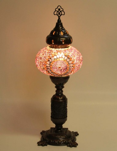 Table lamp purple MB3N