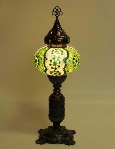 Lampe de table verte MB3N