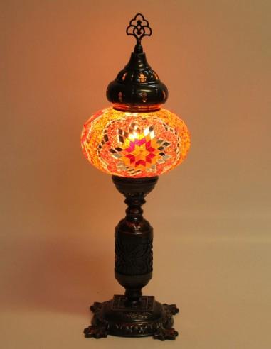 Lampe de table rouge MB3N