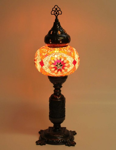 Table lamp red MB3N