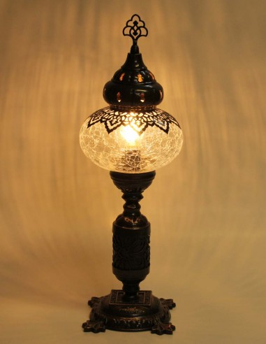 Blown glass table lamp MB3N