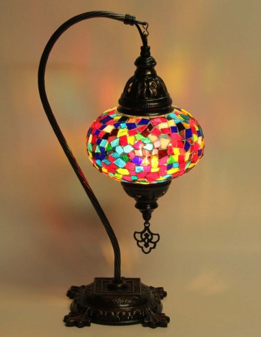 copy of Table lamp multicolors DB3
