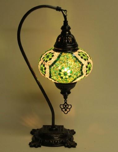 Lampe de table verte DB3
