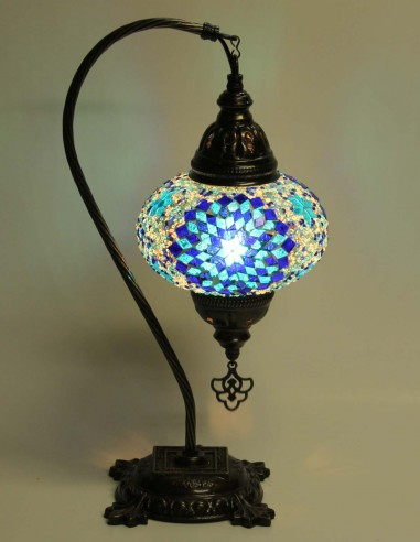 Table lamp blue DB3