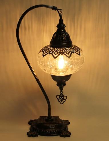Lampe de table verre soufflé DB3