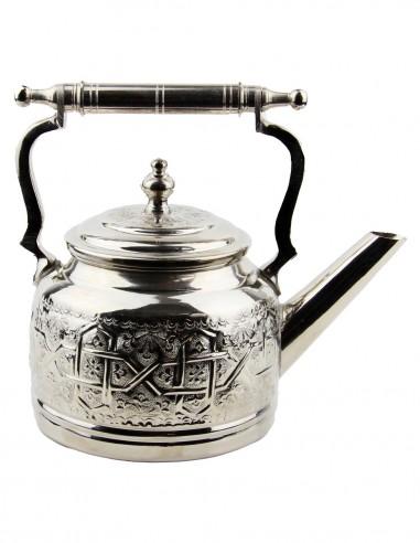 Moroccan teapot kawaji